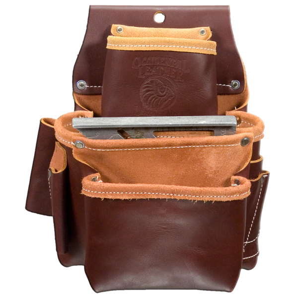 Leather Fastener Bags for Lefties