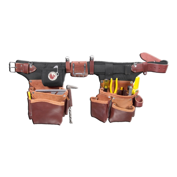 Adjust-To-Fit Tool Belts